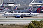 Delta Air Lines, Boeing 737-832(WL), N380DA - LAX (24966676810).jpg