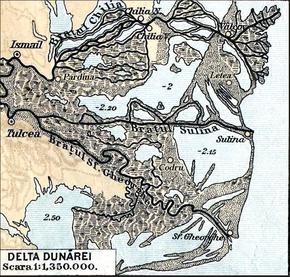 Delta Dunarii Wikipedia