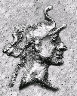 Demetrius III Aniketos Indo-Greek king