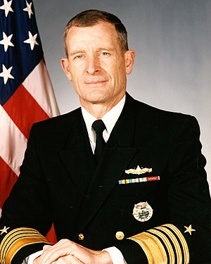 Dennis C. Blair - Admiral Blair, USN Commander in Chief, US Pacific Command