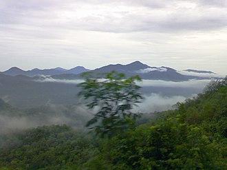 Koraput - Image: Deomali by Santanu Mahapatra, Koraput panoramio