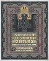 Design for the cover of the Austrian Illustrated Newspaper (Österreichs illustrierte Zeitung) MET DP864089.jpg