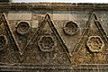 Detail - Mshatta facade - Pergamonmuseum - Berlin - Germany 2017 (2).jpg