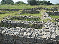 Detail of capping on ruins for protection.JPG