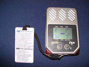Gas detector - Portable gas detector