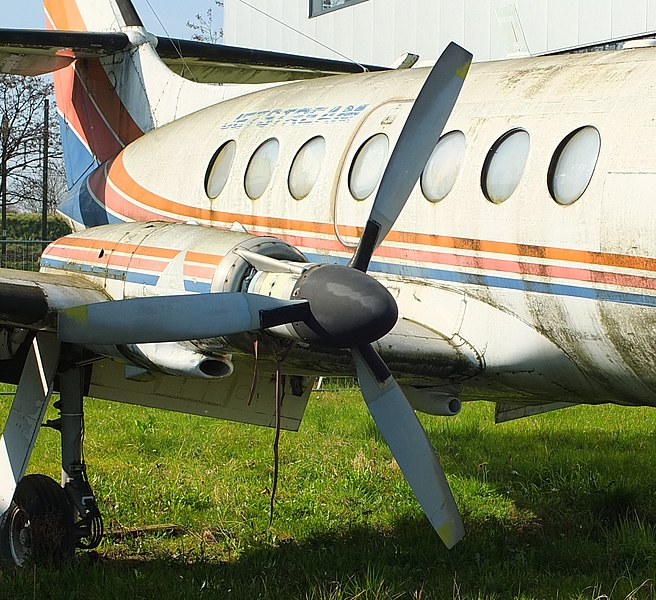 File:Deurne HP137 Jetstream 1 OO-IBL detail 01.JPG