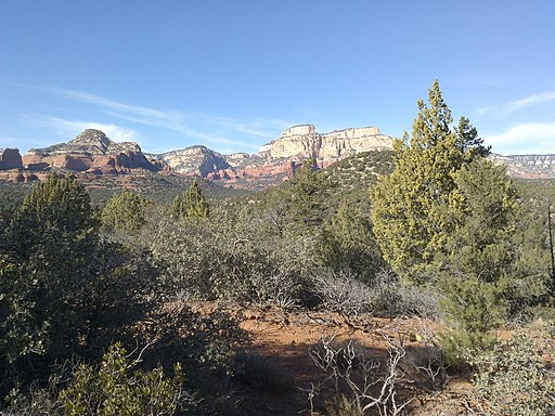 Devil's Bridge Trail, Sedona, Arizona - panoramio (56)