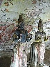Dhambulla Cave Interior 9.JPG