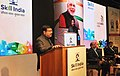 Dharmendra Pradhan addressing at the felicitation & Award ceremony to recognize World Skills Abu Dhabi 2017 Medal & Medallion Winners and Experts, in New Delhi (1).jpg