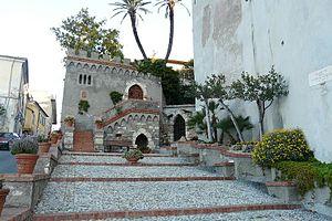 Diano Castello - Image: Diano Castello P1010253