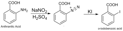 Diazo Coupling Of Anthranilic Acid.png