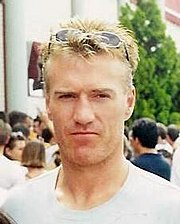 Didier Deschamps led l'OM to victory at the UEFA Champions League 1992-93