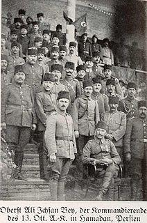 Persian Campaign military campaign