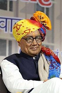 Digvijaya Singh Indian politician
