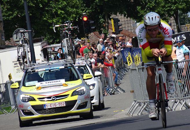 Diksmuide - Ronde van België, etappe 3, individuele tijdrit, 30 mei 2014 (B118).JPG