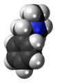 Dimethylbenzylamine 3D spacefill.png