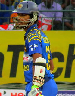 Dinesh Chandimal Sri Lankan cricketer
