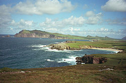 Westküste der Halbinsel Dingle