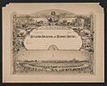 Diploma awarded to (blank) by the Doylestown Agricultural and Mechanics Institute ... - James Queen ; P.S. Duval, Son & Co. LCCN2015647823.jpg