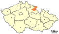 District Nachod in the Czech Republic.png