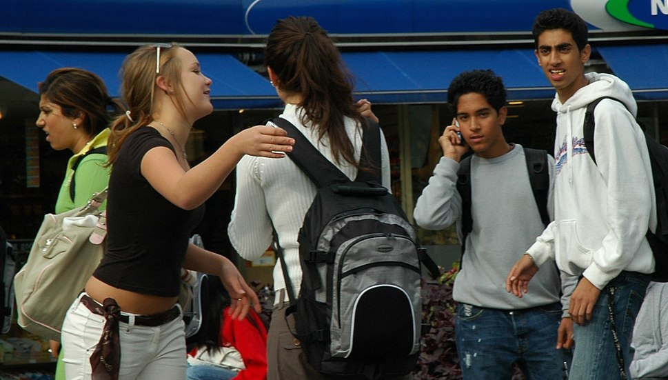 Diversity of youth in Oslo Norway