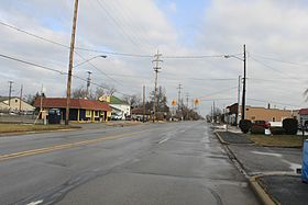 Dixie Highway Erie Township Michigan.JPG