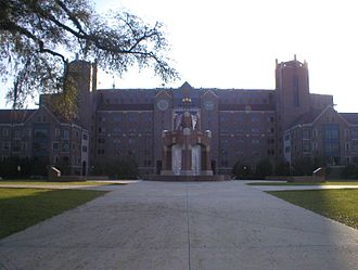 Dedman School of Hospitality - Dedman School of Hospitality is located in University Center B at FSU's Doak Campbell Stadium.