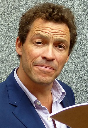 The Wire - Dominic West (pictured here in 2014) starred throughout the series as Jimmy McNulty.