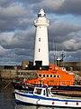 Donaghadee Lighthouse - geograph.org.uk - 1619933.jpg
