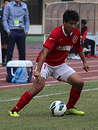 Dong Fangzhuo In Hunan Billows (cropped).JPG