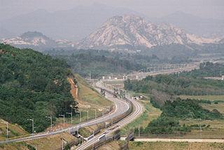 Donghae Bukbu Line