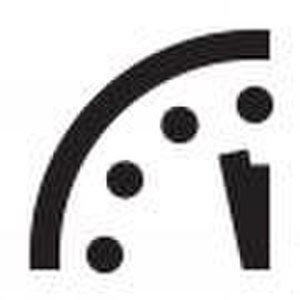 Doomsday Clock - Image: Doomsday Clock 2 minute mark