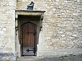 Door in Anglesey Abbey - geograph.org.uk - 1764774.jpg