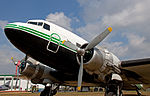 Douglas C-47B Dakota G-AMRA 2 (5984807421).jpg