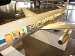 Douglas DC-8 model at the Wings Over the Rockies Air and Space Museum (4282630051).jpg