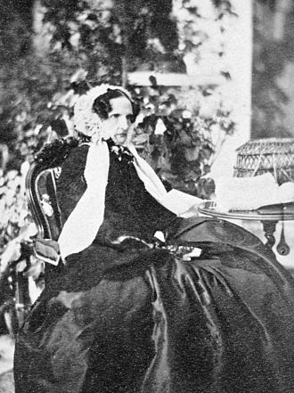 Alexandra Feodorovna (Charlotte of Prussia) - The Dowager Empress Alexandra Feodorovna in 1860, the year of her death