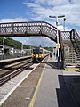 Down platform at Liss Station - geograph.org.uk - 644170.jpg