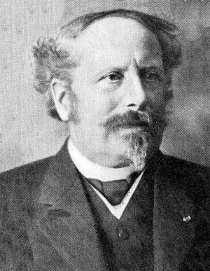 Cornelis Lely - Cornelis Lely in 1913