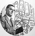 Dr. Kosutányi István, a Kézvonalak-embersorsok c. könyv szerzője. Fortepan 12024.jpg