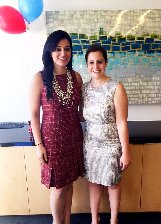 File:Dr. Parmis Khatibi & Congresswoman Elise Stefanik.jpg ...