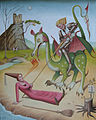 Dragon & St George by Karl Beutel 2009.jpg