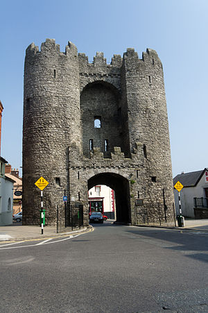 Drogheda - St. Laurence's Gate