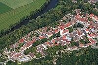 Drosendorf-Zissersdorf Hauptplatz Drosendorf.JPG