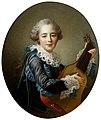 Drouais - Carlos Fernando FitzJames-Stuart, Marquess of Jamaica, formerly identified as Madame du Barry.jpg