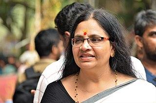 Bhagyalakshmi Indian actress