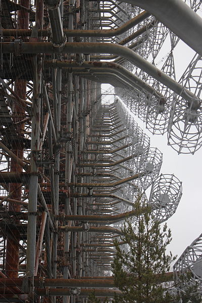 File:Duga radar station within the Chernobyl Exclusion Zone, Ukraine (09).JPG