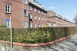Hohensteiner Straße in Hamburg