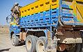 Dump truck in Afghanistan, 2012.jpg