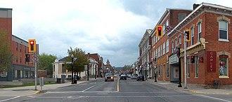 Dundas, Ontario - Downtown Dundas