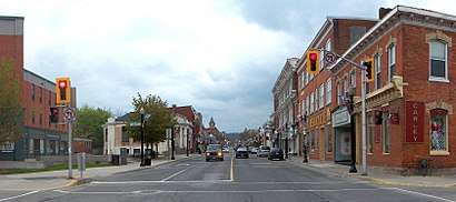 How to get to Dundas, Ontario with public transit - About the place